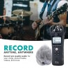 Zoom H1n Crystal Clear Digital Audio Recorder
