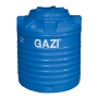 Gazi Vertical Color Tanks 1000 Liter (Gold)