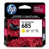 HP 685 DesignJet Ink Cartridge (CZ124AA), Yellow
