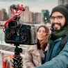 Rode VideoMicro Compact Microphone With Rycote Lyre Shock Mount- For DSLR And Smartphone