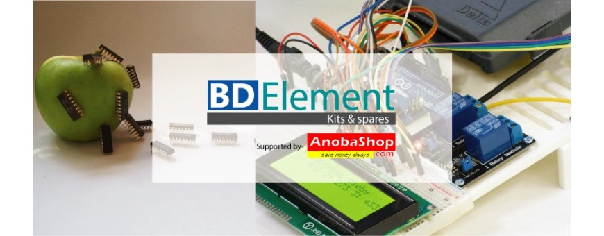 Best Electronic Parts shop, Components, Kits, Circuits & Supplies in Bangladesh